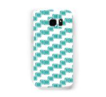 Green Blocks Samsung Galaxy Case/Skin