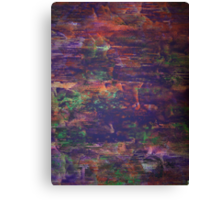 Revenge of Smoocherella and the Purple Dishwasher Canvas Print