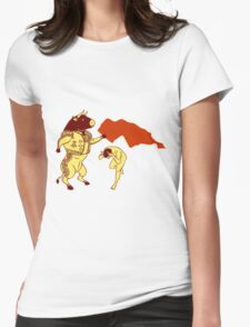Reverse Matador Womens Fitted T-Shirt