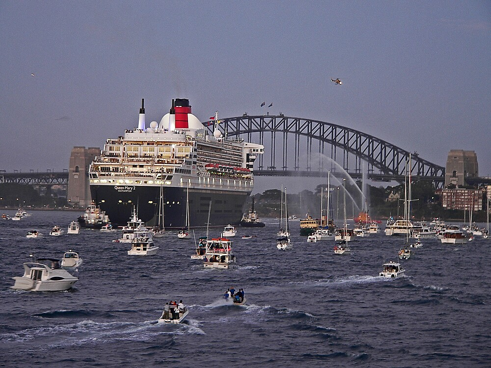 Queen Mary by peter S