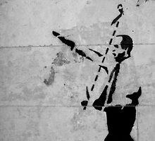 Serbian Wall Art by Murray Newham
