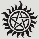 Supernatural - Demon Possession Protection [BLACK] by Styl0