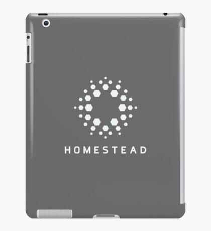 Homestead - Passengers - Light iPad Case/Skin