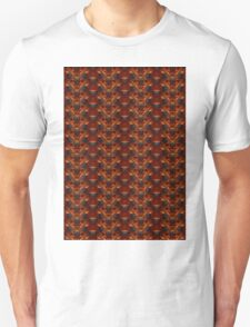 Red Hot and Charred - Vertical Unisex T-Shirt