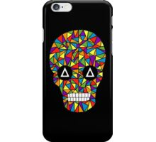 It's day of the dead and I'm Indiana Jones here iPhone Case/Skin