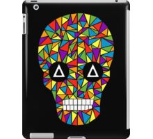 It's day of the dead and I'm Indiana Jones here iPad Case/Skin