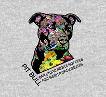 Pitbull BSL Black Unisex T-Shirt