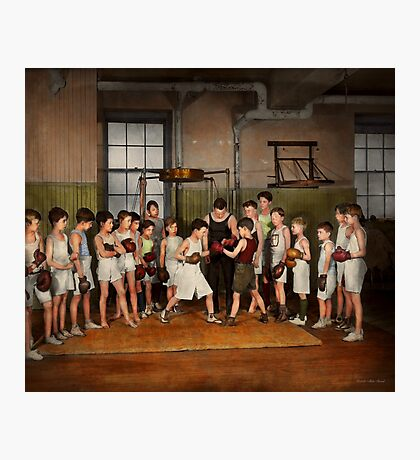 Sport - Boxing - Fists of fury 1924 Photographic Print