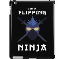 Flipping Shen iPad Case/Skin