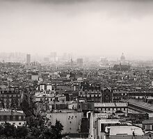 PARIS 21 by Tom Uhlenberg