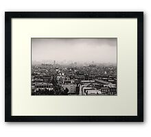 PARIS 21 Framed Print