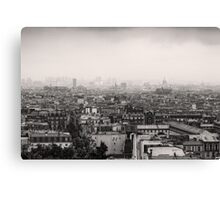 PARIS 21 Canvas Print