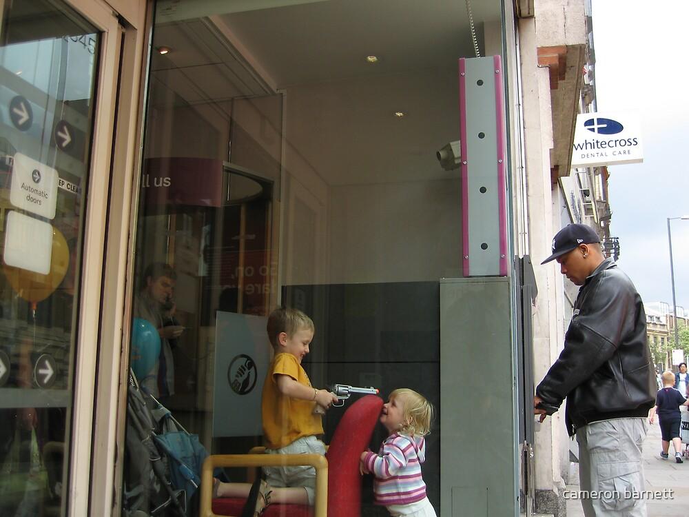 cashpoint by cameron barnett