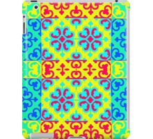 CLASSIC PATTERNED COLOUR iPad Case/Skin