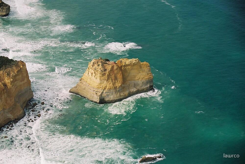 Island Apostle by lawrco