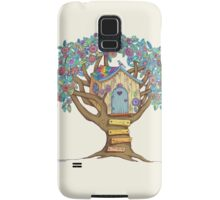 Live Simply, Love Trees Samsung Galaxy Case/Skin