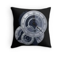 Time Lord 2 Throw Pillow