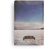 Vast Emptiness Canvas Print