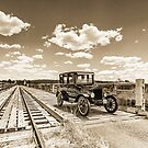 A Time Gone By - Gympie Qld Australia by Beth  Wode