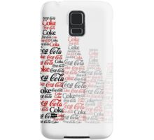 The Coke Project Samsung Galaxy Case/Skin