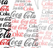 The Coke Project Sticker