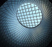 The Fulton Center Transit Hub and Subway Station Oculus Opens Today, New York City by lenspiro