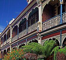 Terrace House St John Street launceston by Robin Young