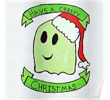 Creepy Chirstma  Poster