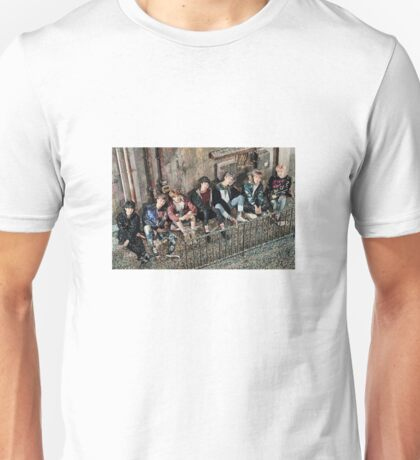 BTS U Never Walk Alone- Group Unisex T-Shirt