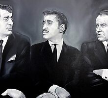 The Rat Pack by iconic-arts