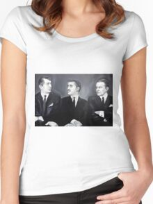 The Rat Pack Women's Fitted Scoop T-Shirt