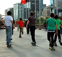 skaters by kenan