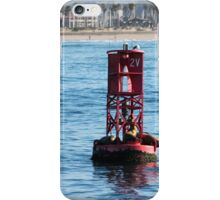Buoy Sea Lions iPhone Case/Skin