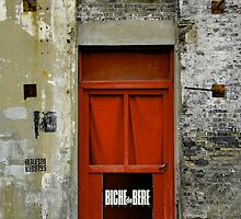 Red Door by LOREDANA CRUPI