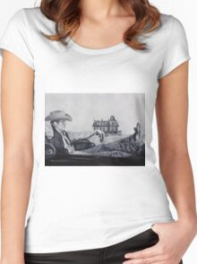 Giant Women's Fitted Scoop T-Shirt