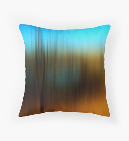 A Sunburnt Country Throw Pillow