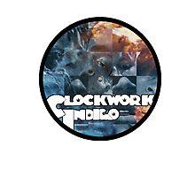 Clockwork Indigo - Flatbush Zombies - The Underachievers Photographic Print