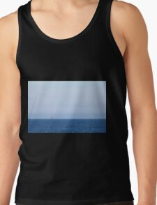 Two Oil Rigs Tank Top