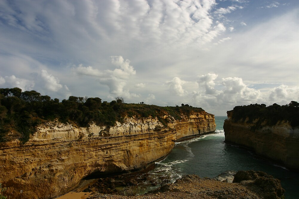 Great Ocean Road scenery II by Achim Casties