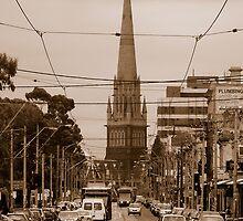 Brunswick Street by Deez
