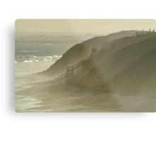 Sea Spray 13th Beach,Bellarine Peninsula Metal Print