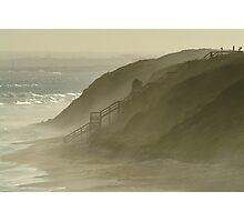 Sea Spray 13th Beach,Bellarine Peninsula Photographic Print