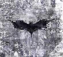 Batman symbol by Sney1