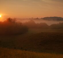 Otway Sunrise by Joe Mortelliti