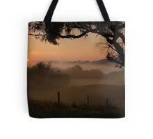 Otway Ranges Tote Bag