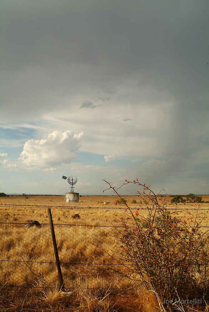 Passing Rain,Geelong District by Joe Mortelliti