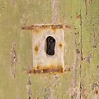 Square Keyhole: Mdina Malta by David Gatt