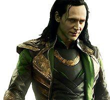 Loki (Thor: TDW) by mooniris