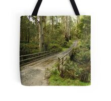 Bridge Track, Otway Ranges Tote Bag
