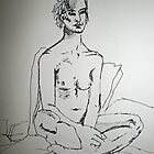 Nude 3 by Lyn Rowberry